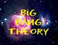Rick Ferrusi Presents: Big Bang Theory