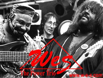 WES The Power Trio