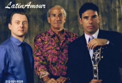 Laurent Medelgi Trio - LatinAmour