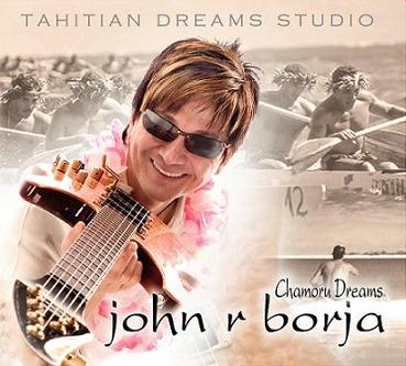 JOHN R BORJA - TAHITIAN DREAMS