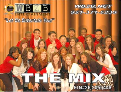 WBZB Entertainment presents THE MIX