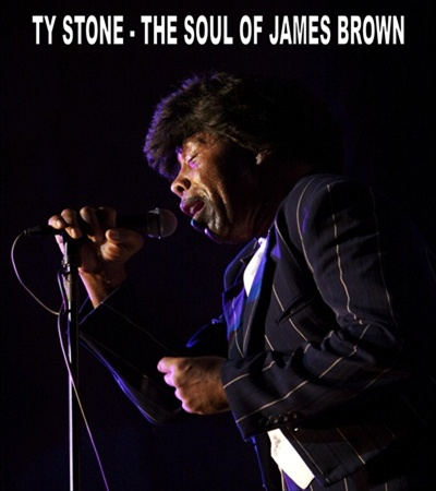 Ty Stone The Soul Of James Brown