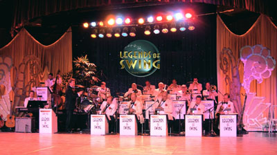 Gary Tole and Legends of Swing