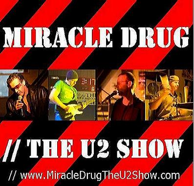 Miracle Drug - The U2 Show