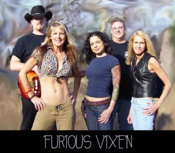 Furious Vixen Performance Band