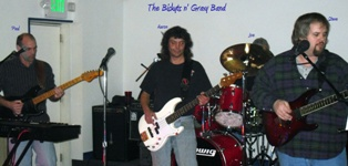 Biskyts n' Gravy Blues Band