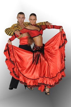 show-dance duo