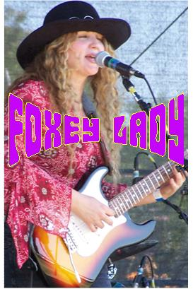 Foxey Lady