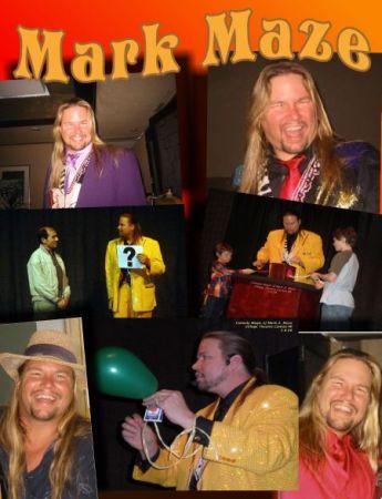 Mark Maze