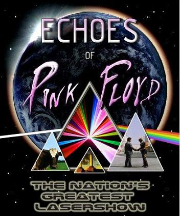 Echoes of Pink Floyd tribute band and Laser Show