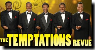 The Temptations Revue Tribute featuring Nate Evans