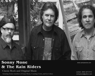 Sonny Mone & The Rain Riders