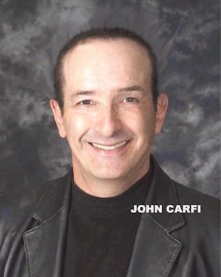 Comedian John Carfi