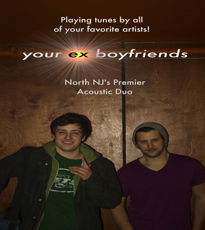 Your Ex-Boyfriends