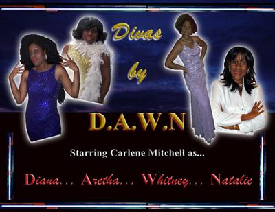 Carlene Mitchell in