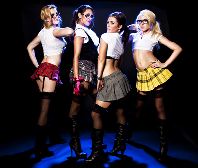 Corset Rock Burlesque