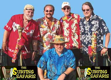 The Surfing Safaris
