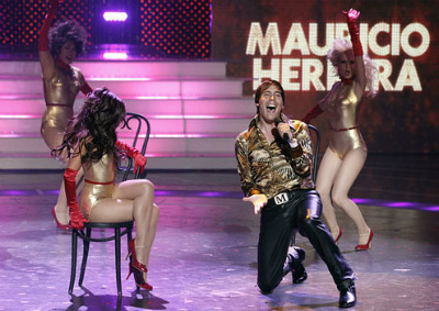 AMERICA'S GOT TALENT Finalist MAURICIO HERRERA