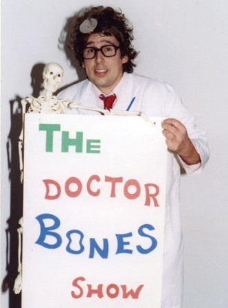Doctor Bones the Health Guy