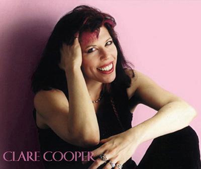 Clare Cooper