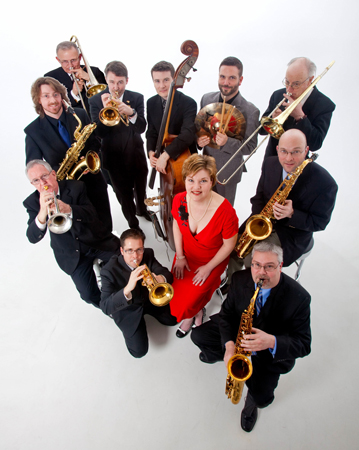 The Forward Motion Jazz Orchestra