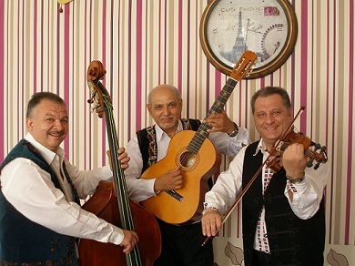The Cafe Florin Trio