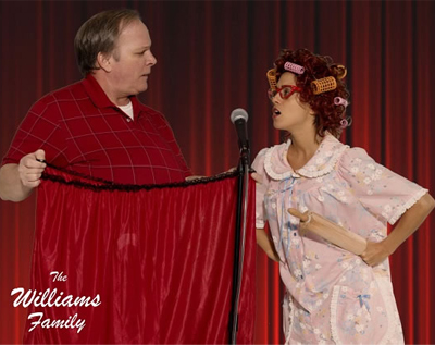The Williams Family Comedy Show
