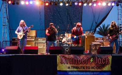 ThunderJack AC/DC Tribute