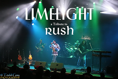 Limelight: a tribute to Rush