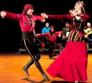 The Adjarian State Song and Dance Ensemble