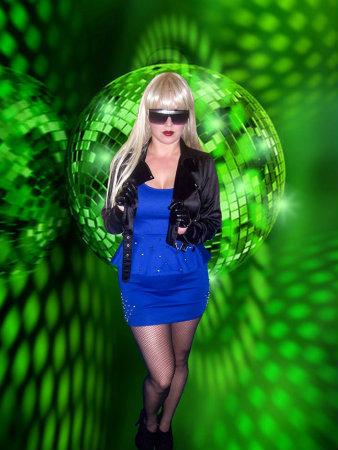 Lady Niki Gaga Tribute Artist