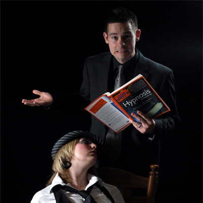 Book Hypnosis with Mike