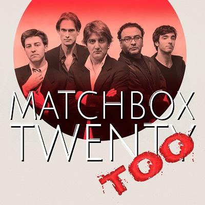 Book Matchbox Twenty Too
