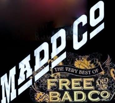 MADD COMPANY the PREMIER BAD COMPANY TRIBUTE