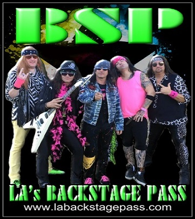 LA's BackStage Pass