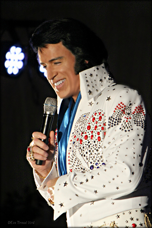 Doug Church The TRUE Voice of Elvis