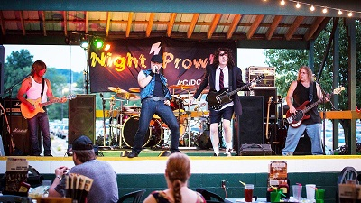 AC/DC Tribute Night Prowler