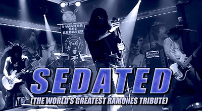 Sedated (The World's Greatest Ramones Tribute)