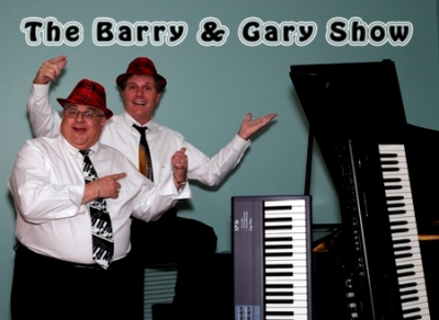 Book The Barry & Gary Show