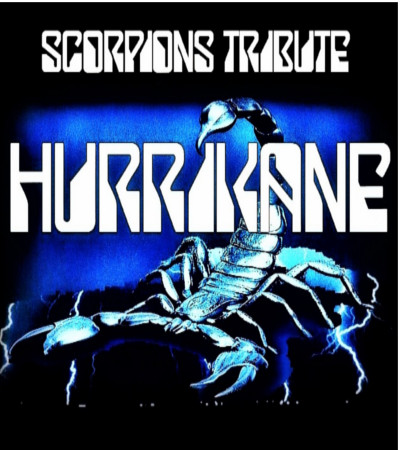 Book HURRIKANE (Scorpions Tribute)
