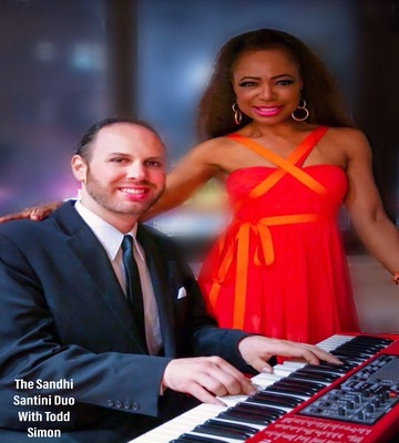 Book The Sandhi Santini Duo