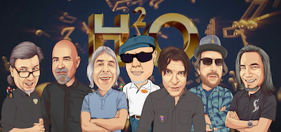 H2O - The Hall and Oates Project