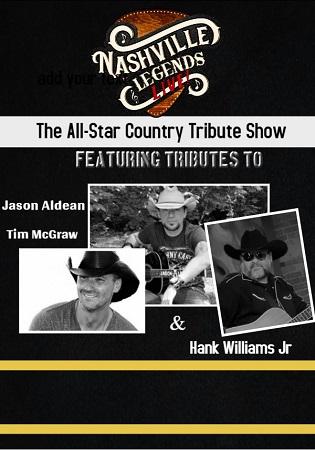 Nashville Legends Live!