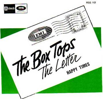 Book THE BOX TOPS