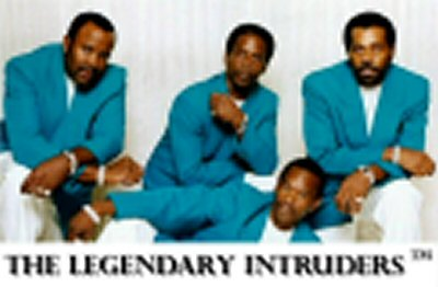 THE LEGENDARY INTRUDERS